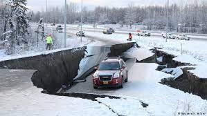 Tsunami warnings lifted after Alaska earthquake | News | DW | 29.07.2021